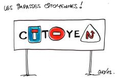 Impasses citoyennes !?