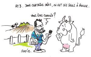 Caricature Atelier 3 par Cled'12