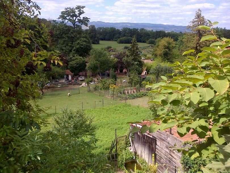 Pour une valorisation des paysages et de l'agriculture urbaine