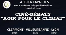Cycle de ciné-débats - COP21