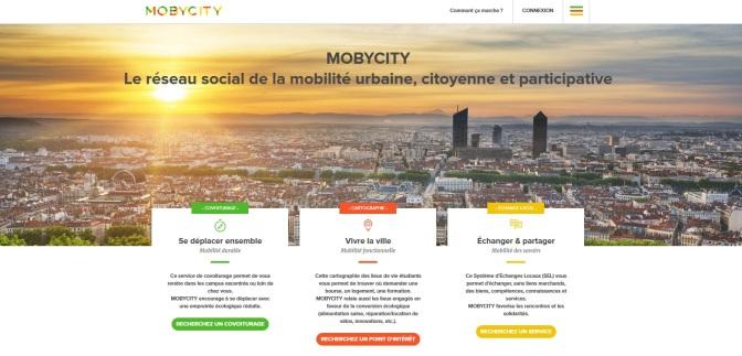 MOBYCITY A l'HONNEUR DU CHALLENGE BIBENDUM MICHELIN