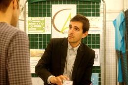 Amaury, coordinateur de projets