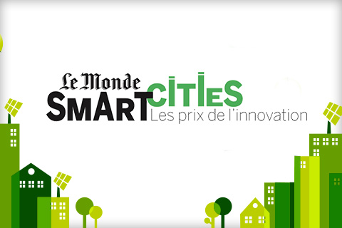 COLLOQUE « SMART CITIES », LE MONDE (LYON)