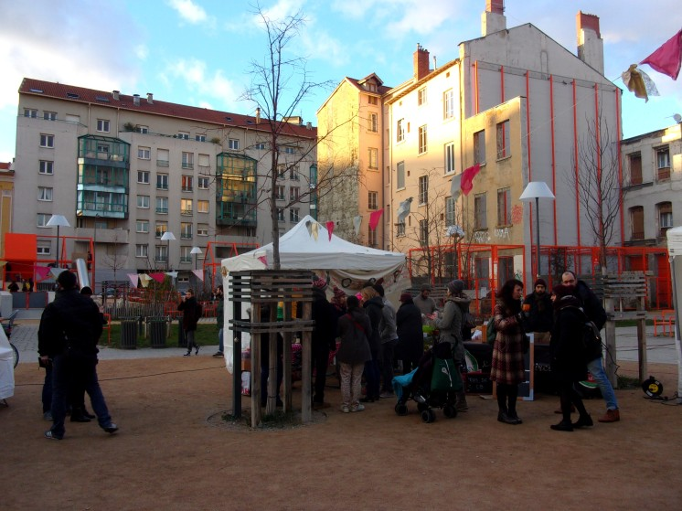 """Place Mazagran - Festival """"Cultive ta ville"""" (13-15/01/17)"""