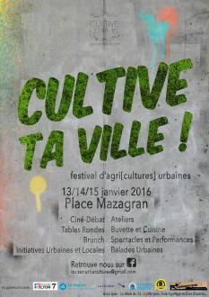 Festival Cultive ta Ville !
