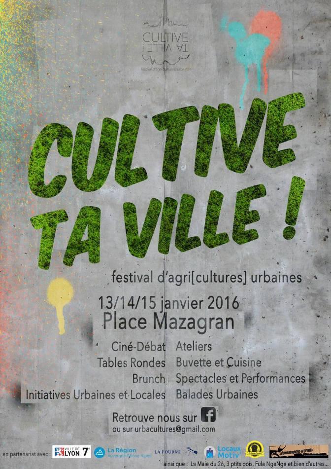 Atelier CAPACITES au festival «Cultive ta ville»