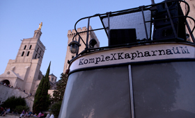 FORUM « VERS UNE NOUVELLE CITOYENNETÉ URBAINE ? OÙ, COMMENT ET AVEC QUI AGIR ? » LES INTERVENANTS – Pauline Bance compagnie Komplex Kapharnaüm