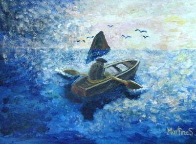 OCÉAN : McGregor is going fishing – McGregor part pêcher (Martine SLAMIC)