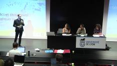 David-Marie Vailhé, Directeur d'Atelier CAPACITES et animateur des tables-rondes