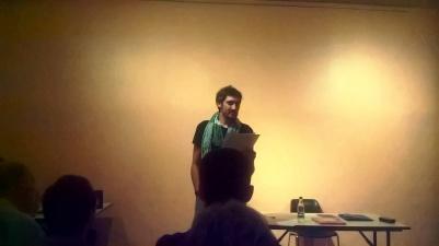 Clément Bollenot, en lecture de Kilda