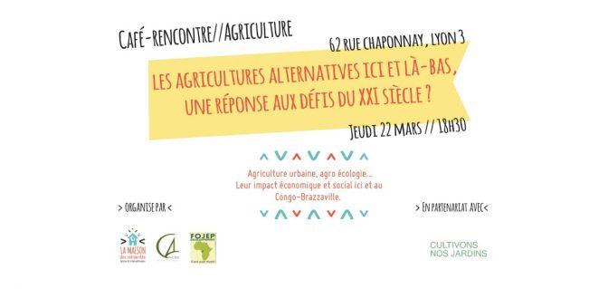 Les agricultures alternatives ici et là-bas, une réponse aux défis du XXIe siècle ?