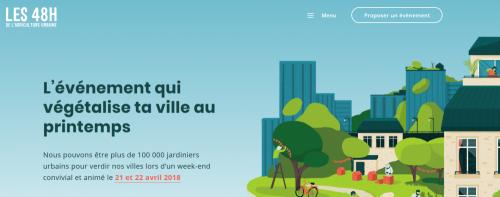 Atelier CAPACITES s'engage pour une agriculture urbaine, saine et collaborative