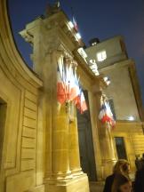 Entrée Assemblée Nationale