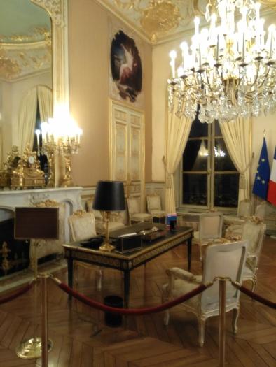 Bureau du Président de l'Assemblée Nationale