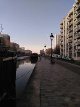 Bord du canal de La Villette